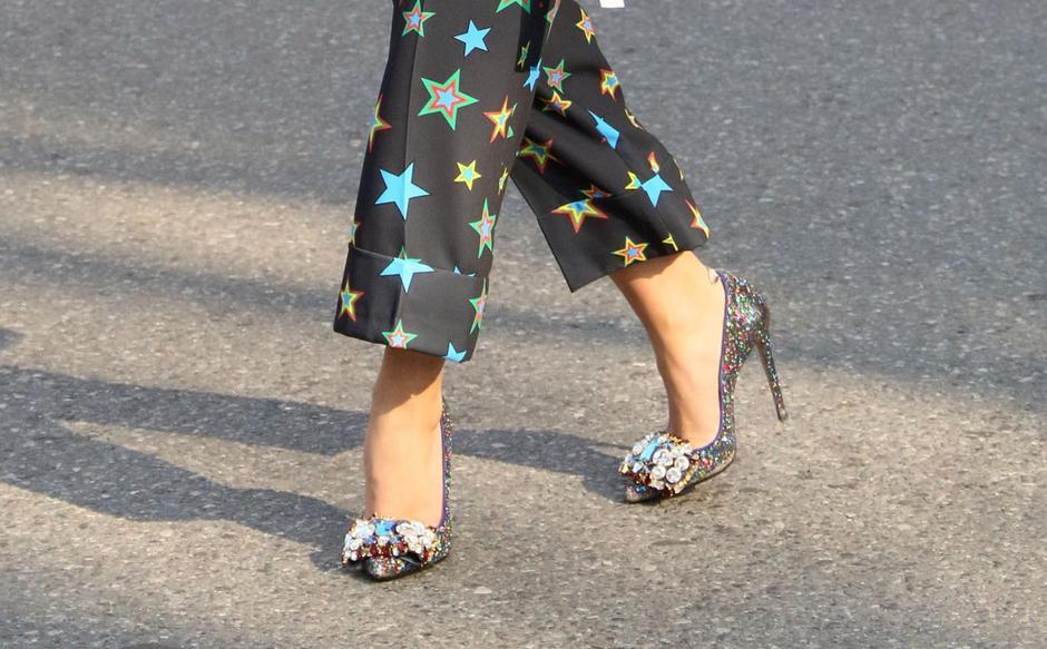 Milan Fashion Week - Street Style   Autor: Cavenago Matteo/ABACA/PIXSELL