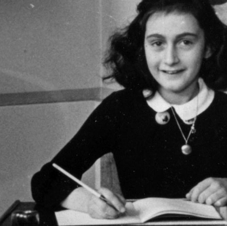 Image result for Anne Frank