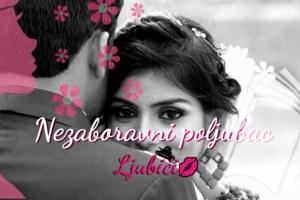 Nezaboravni poljubac - ljubići online