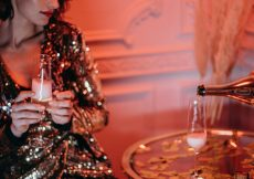 Ljubav s ukusom šampanjca - ljubić