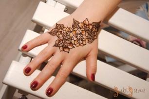 Мехенди для невесты