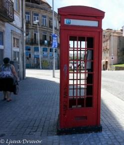 Porto Telefonkiosk