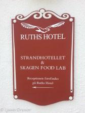 Ruths Hotel, Strandhotellet