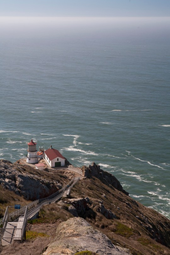 Point Reyes California Lighthouse