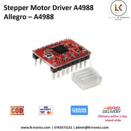 Stepper Motor Driver A4988