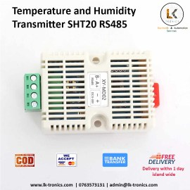 SHT20 RS485 Temperature Sensor XY-MD02