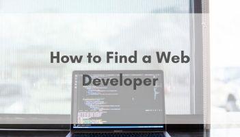 how to find a web developer nottingham copywriter