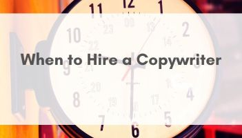 when to hire a copywriter nottingham