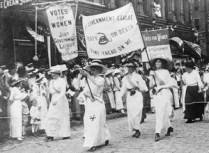 1900's feminism