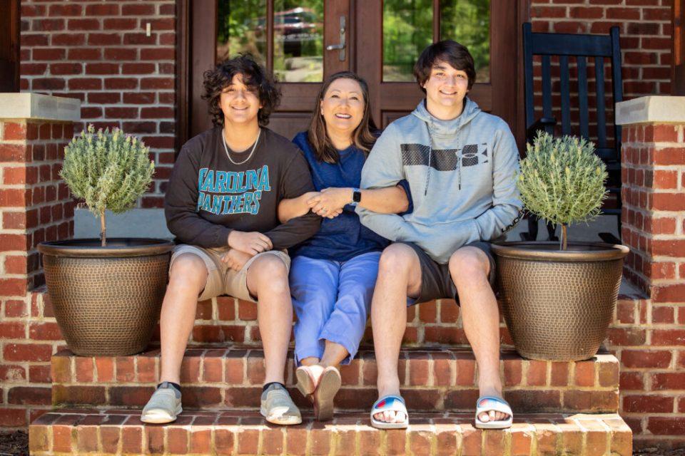 Honsa Family - Mooresville