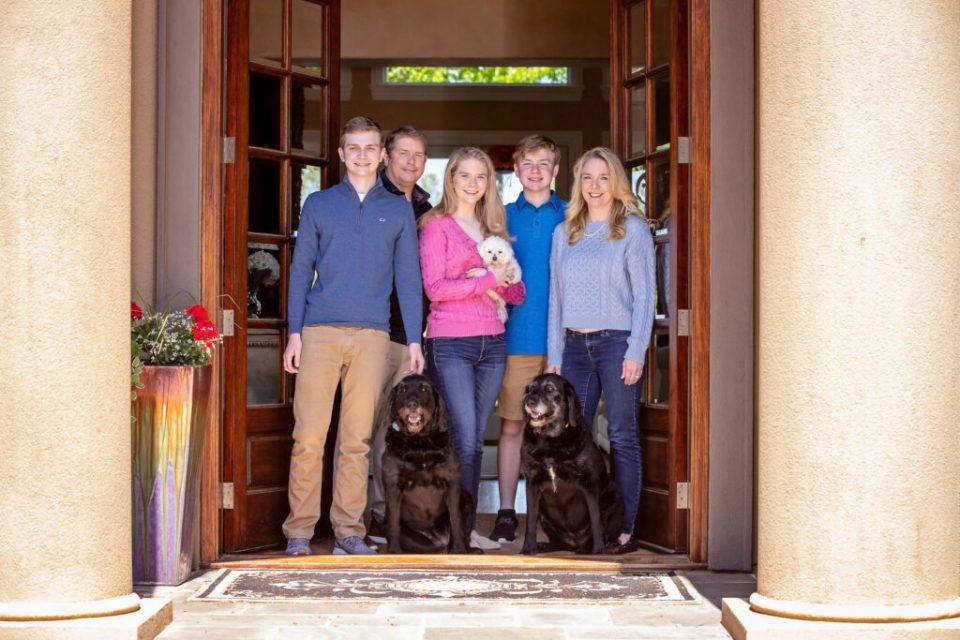 Mills Family - Mooresville