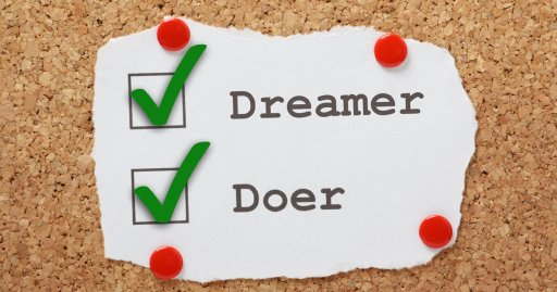 Dreamer and Doer - LKN Images has that combination