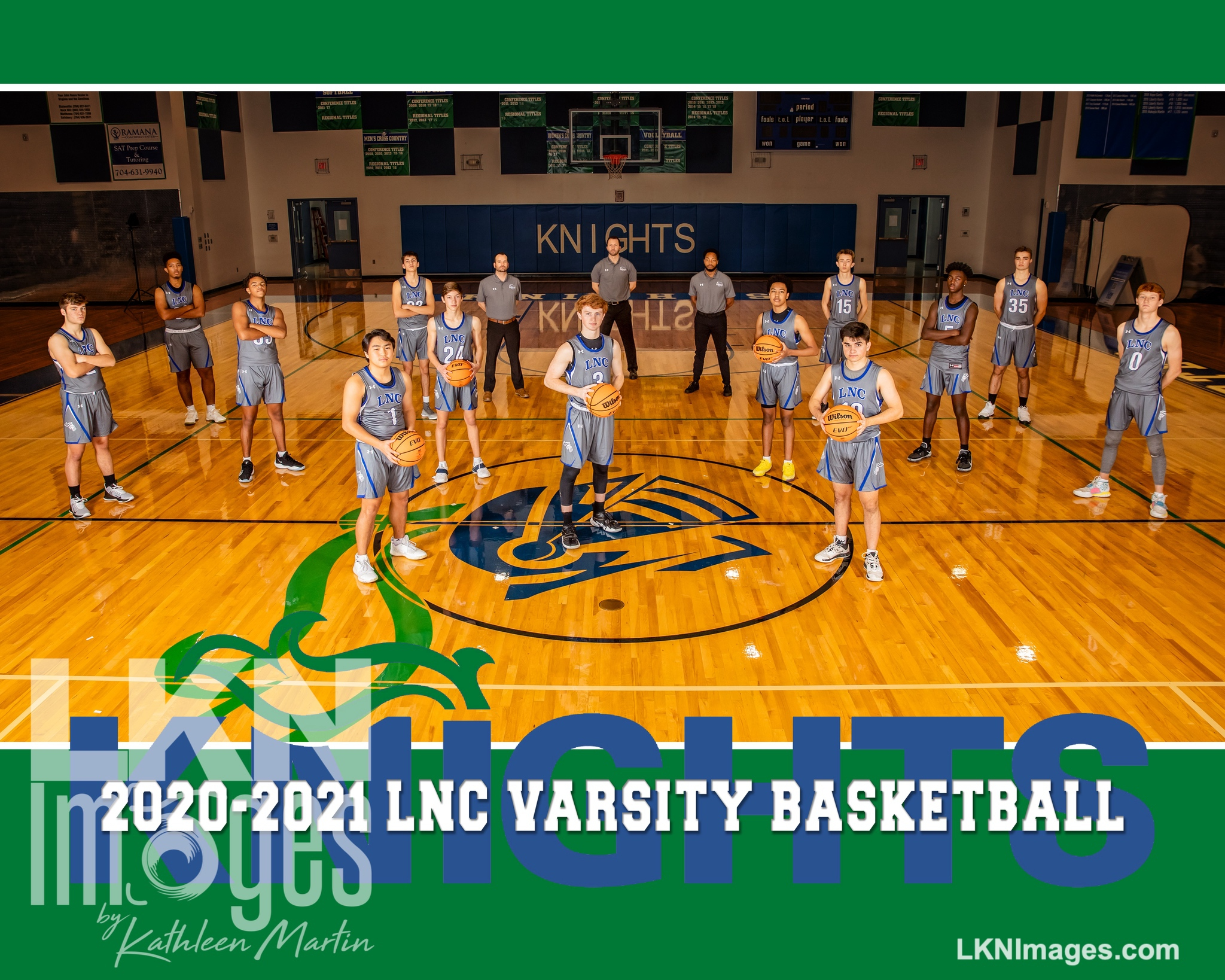Lake Norman Charter Basketball