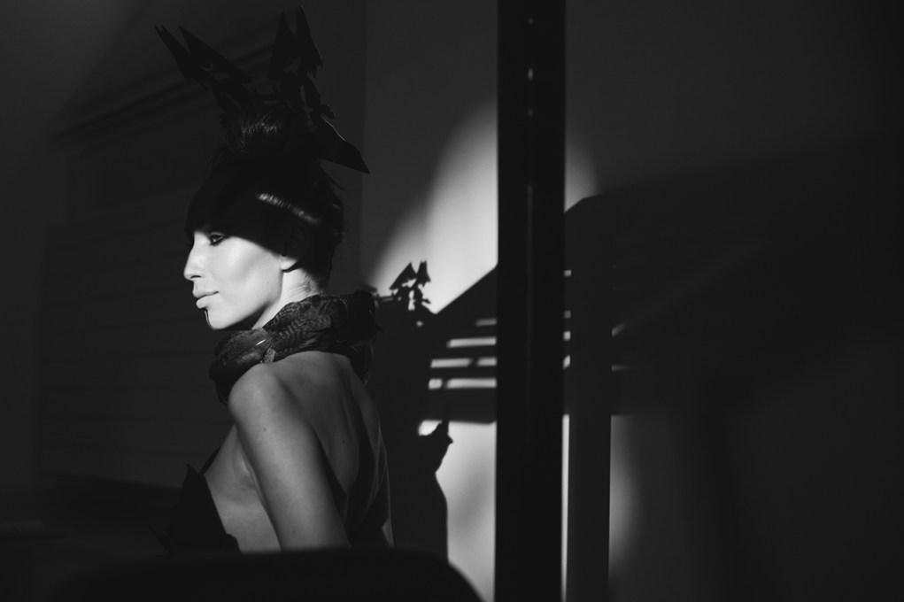 10 самых интересных фотографий третьего дня MBFW - Крутова Ксения