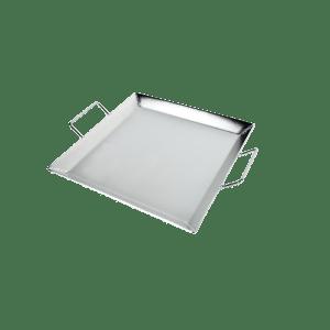 117-2 Square Mild Steel Pan
