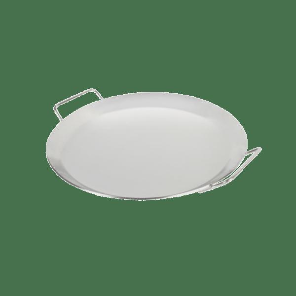 117-3 Mild Steel Round Pan
