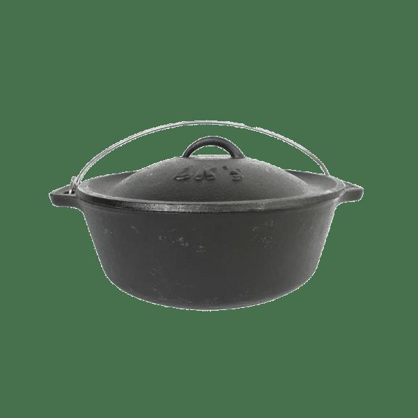 140/20 – Bake Pot – No. 10