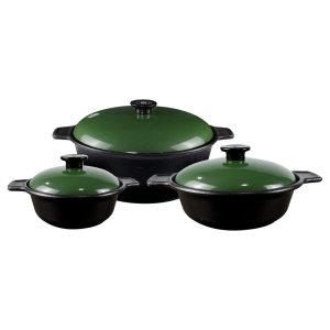 144-52 chef supreme Value Pack- Green