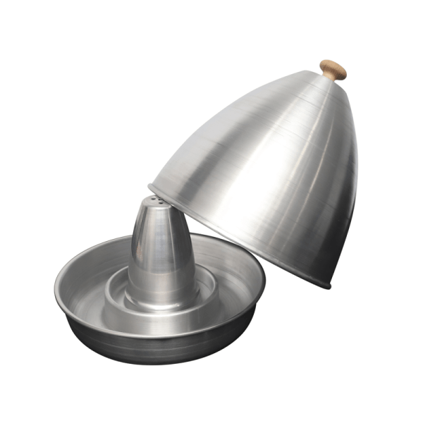 320-011 chicken roaster with braai dome