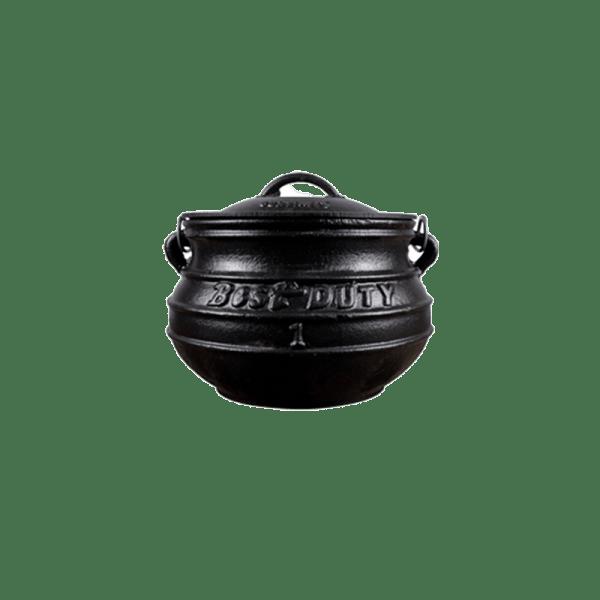 Best Duty Pot (Flat) #1 Size 4.0L 114-10