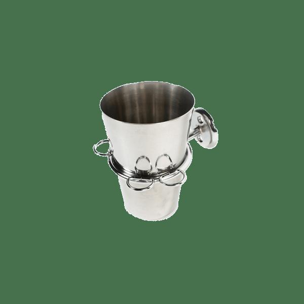 300-009 - Chrome tumbler holder
