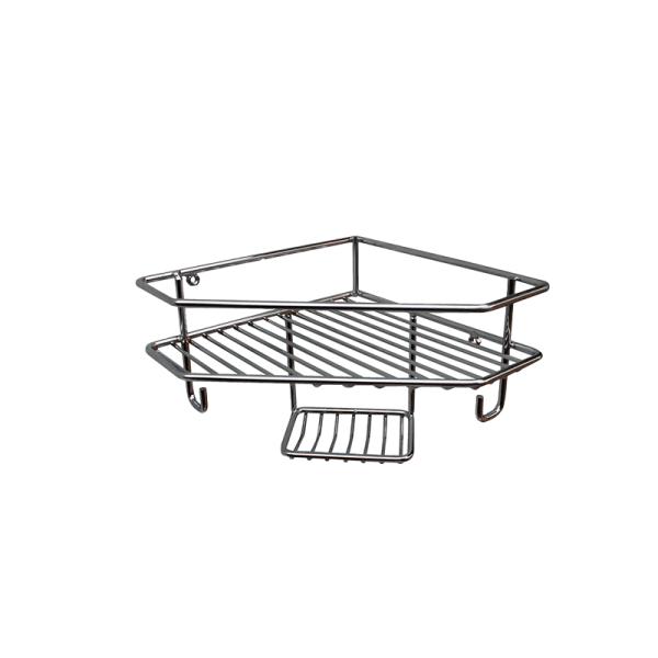 300-020 - Single chrome shower corder caddy