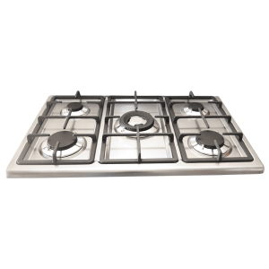310-003 - delta 5-burner gas stove with oven and cabinet