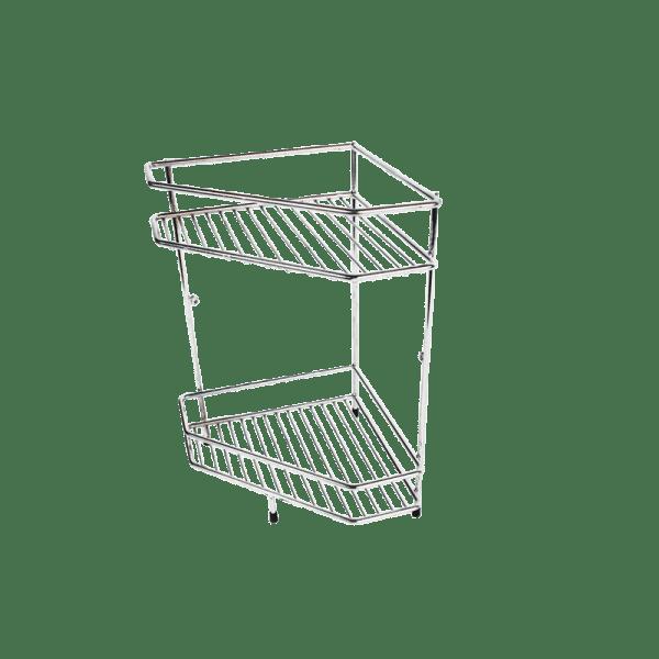 320-009 Double Corner Shelf
