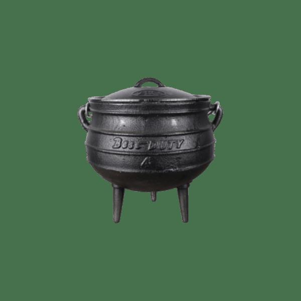 Best Duty Pot (3-Leg) #4 Size 9.3L 114-7