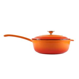 160-140 - orange sauce pan 2