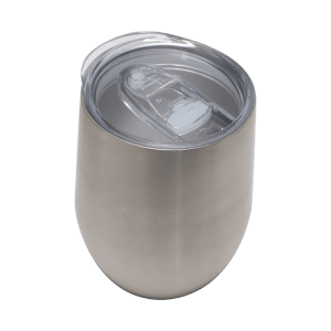 190-23 Wine Cup Stainless Steel Double Wall