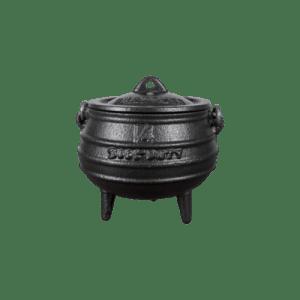 Best Duty Pot (3-Leg) #1-4 – 0.7L Enamel 144-3