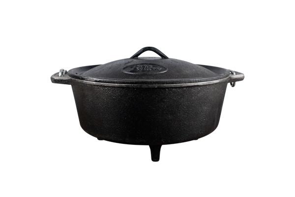 Best Duty Pot [3-Legged Bake] #14 – 9.5L 114-27
