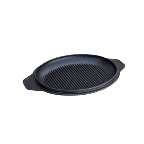 144-37 - Chef Supreme Roaster with Ribbed Lid (5l)
