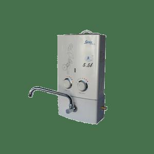 390-002 - Gas Geyser - Genie (5.5L) (Class A)