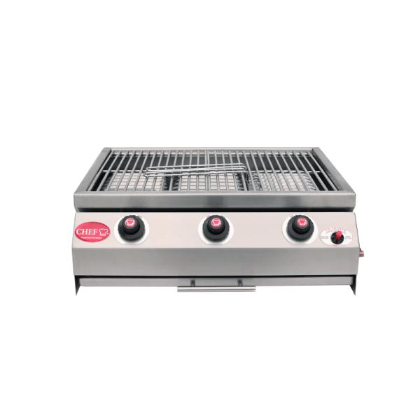 705-023 - 3 burner BI Nitro 2