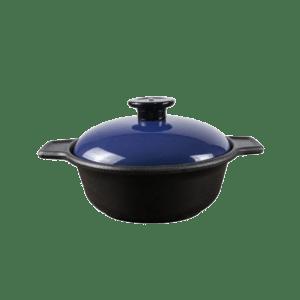 Supreme Round Casserole # 8 [Blue]