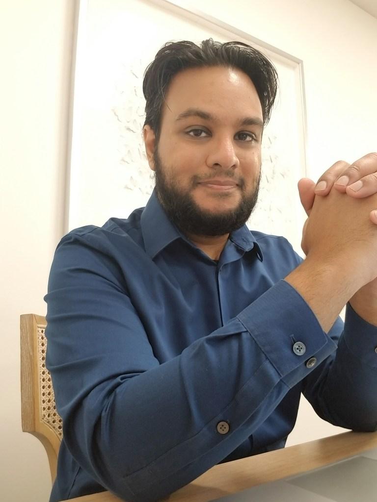 Shazard Ali Headshot