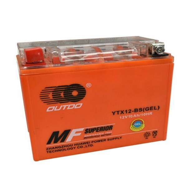 YTX12-BS GEL OUTDO
