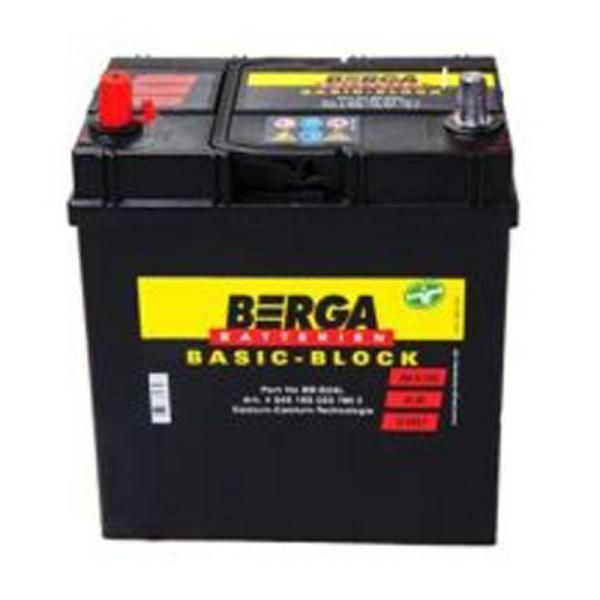 35AH 300EN BASIC-BLOCK BERGA