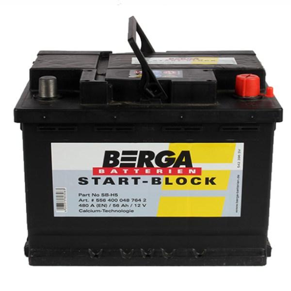 56AH 480EN START-BLOCK BERGA