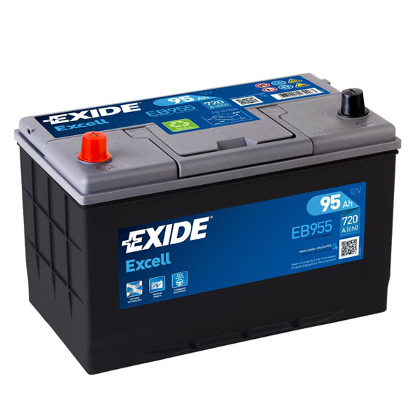 95AH EXIDE EXCELL