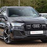 Nearly New Q7 Audi 50 Tdi Quattro Black Edition 5dr Tiptronic 2020 Lookers