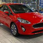 New In Stock Fiesta Ford 1 0 Ecoboost Hybrid Mhev 125 Trend 5dr 2021 Lookers
