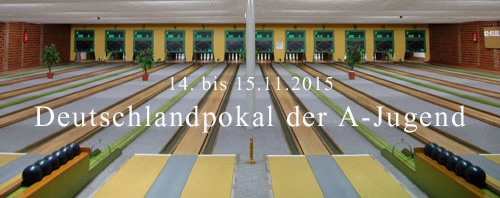 Deutschlandpokal A-Jugend 2015