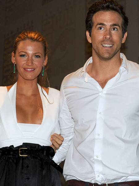 Ryan Reynolds and Blake Lively: New Wedding Details!