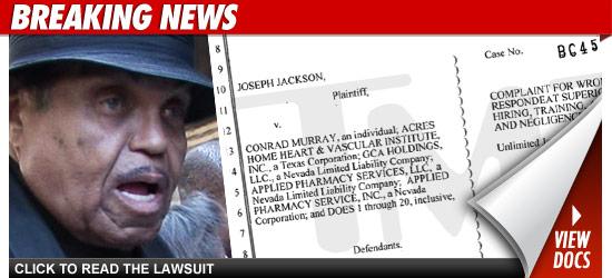 Michael Jackson processo legal da morte erróneo
