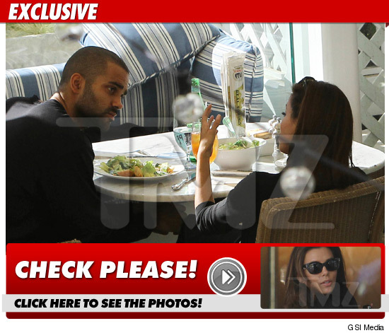 Tony Parker Eva Longoria Photos
