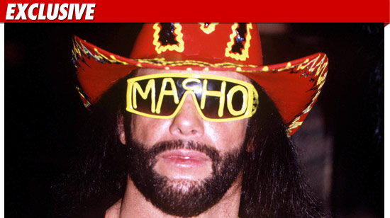 Randy Savage Car Accident Dead