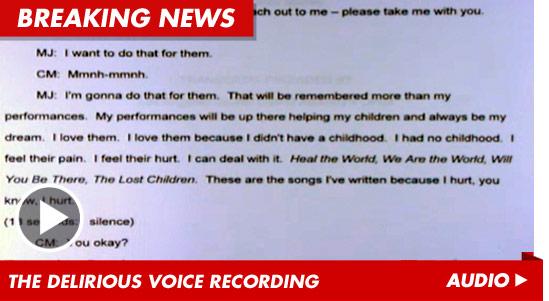 Michael Jackson I had no childhood